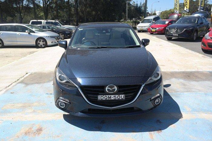 2013 Mazda 3 SP25 BM Series Blue