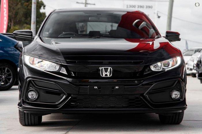 2020 Honda Civic VTi-S 10th Gen MY20 Black