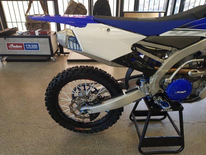 2017 Yamaha YZ450F Blue