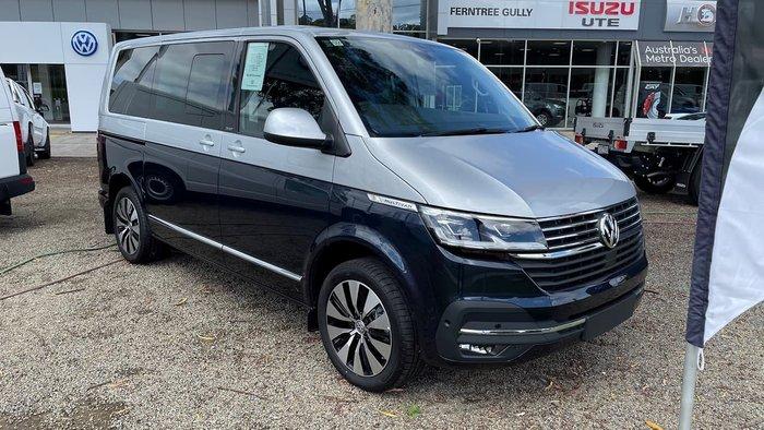 2020 Volkswagen Multivan TDI340 Cruise Edition T6.1 MY21 Blue
