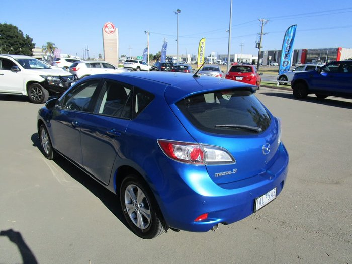 2013 Mazda 3 Neo BL Series 2 MY13 Blue