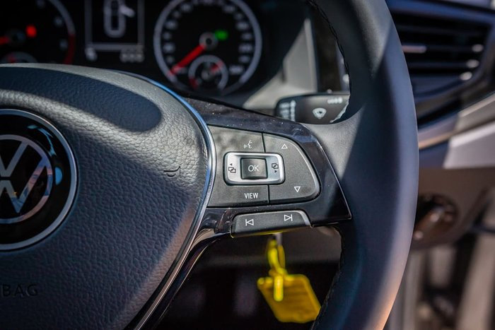 2020 Volkswagen Polo 85TSI Comfortline AW MY20 Grey