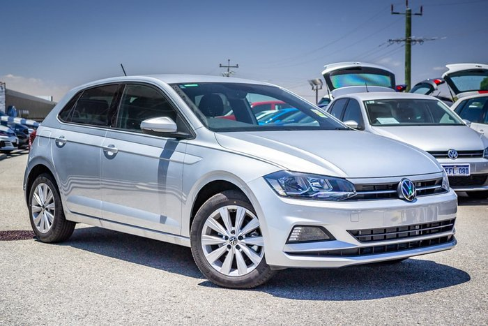 2020 Volkswagen Polo 85TSI Style