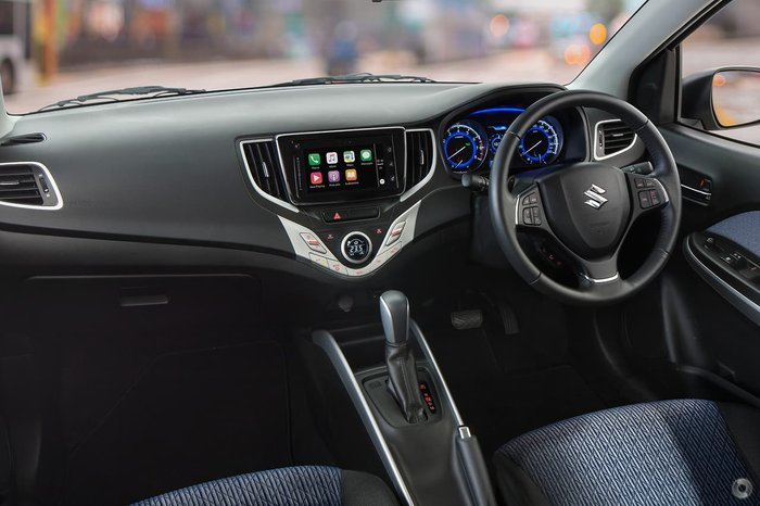 2020 Suzuki Baleno GLX EW Series II Stargaze Blue