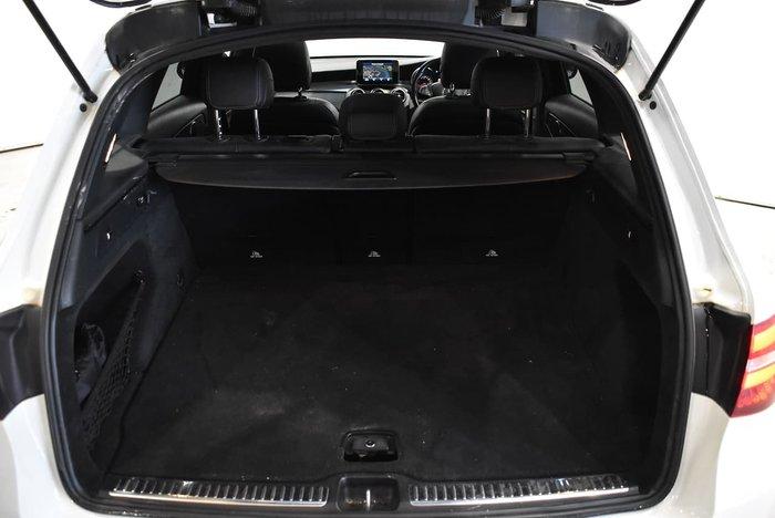 2015 Mercedes-Benz GLC-Class GLC250 d X253 Four Wheel Drive White