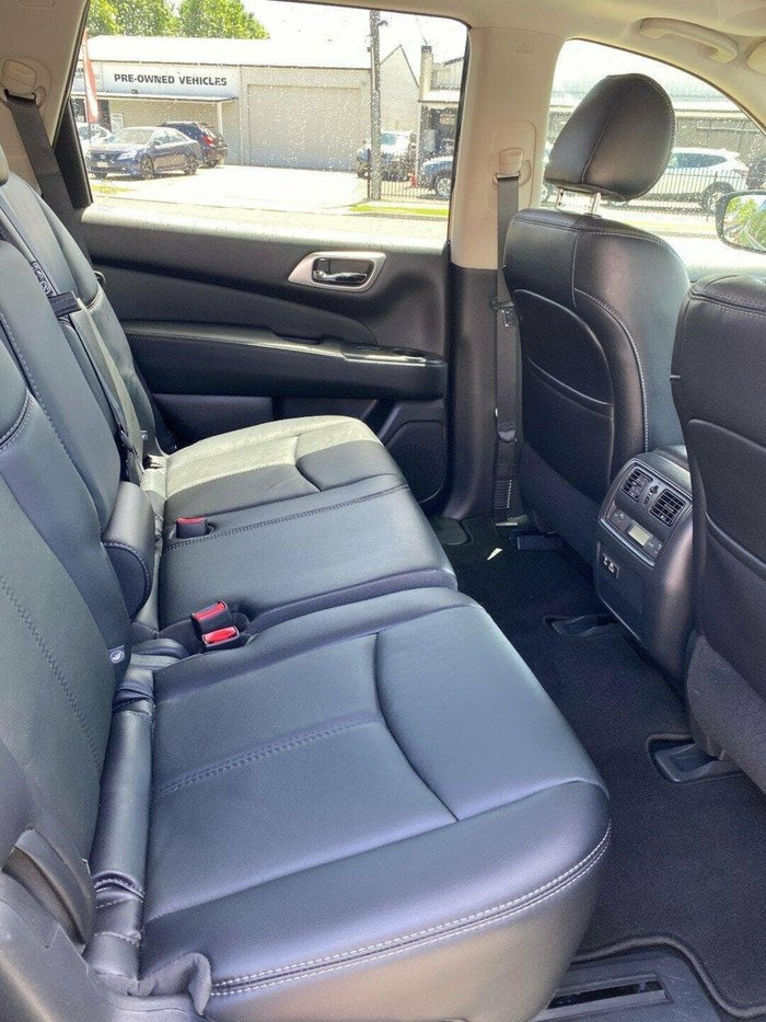 2019 Nissan Pathfinder ST-L R52 Series III MY19 Diamond Black