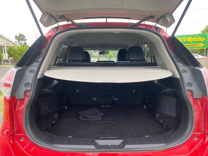 2014 Nissan X-TRAIL ST-L T32 Burning Red