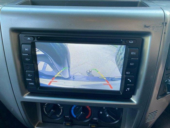 2015 Nissan Patrol ST N-TREK Y61 4X4 Dual Range Platinum