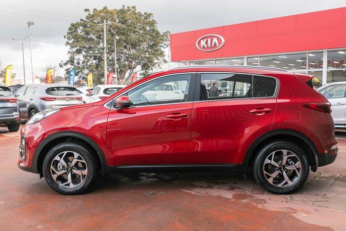 2019 Kia Sportage S QL MY20 Fiery Red