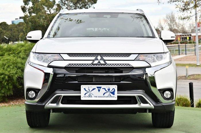 2020 Mitsubishi Outlander LS ZL MY21 White