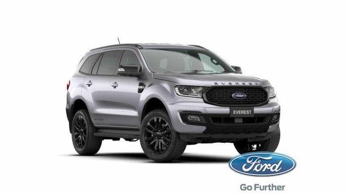 2020 Ford Everest Sport UA II MY21.25 Aluminium