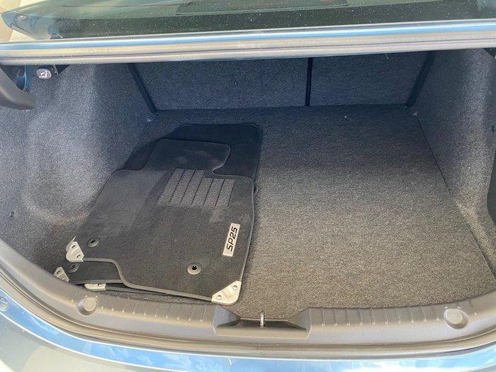 2015 Mazda 3 SP25 BM Series Blue Reflex
