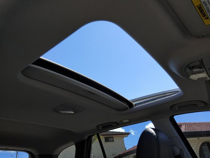 2011 Hyundai Santa Fe Highlander CM MY11 4X4 On Demand Grey