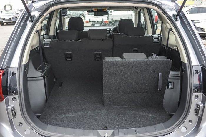 2020 Mitsubishi Outlander ES ZL MY20 Titanium