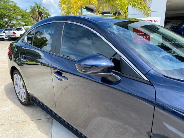 2020 Mazda 3 G20 Evolve BP Series Deep Crystal Blue