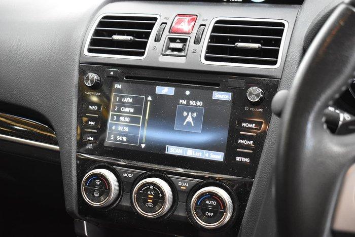 2017 Subaru Forester 2.5i-L S4 MY18 Four Wheel Drive Dark Grey