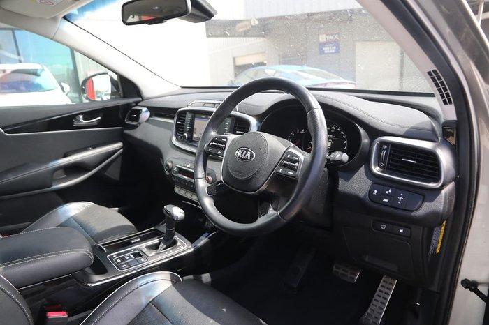 2018 Kia Sorento GT-Line UM MY18 4X4 On Demand Grey