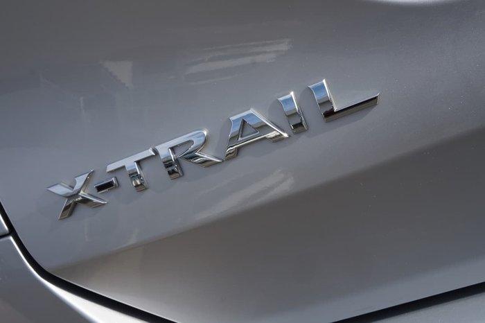 2015 Nissan X-TRAIL TS T32 Silver
