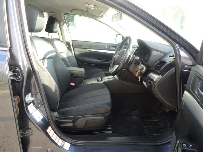 2011 Subaru Liberty 2.5i 5GEN MY11 AWD Grey