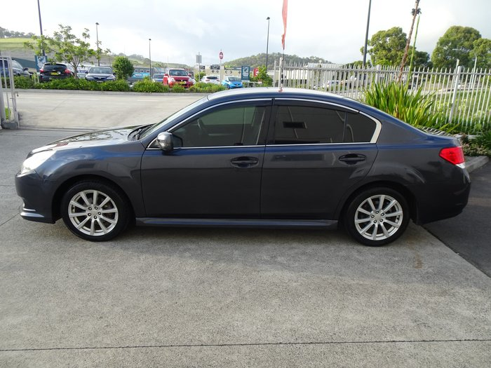 2011 Subaru Liberty 2.5i 5GEN MY11 AWD Grey