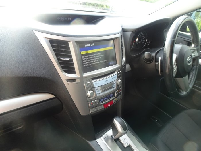 2011 Subaru Liberty 2.5i 5GEN MY11 Four Wheel Drive Grey