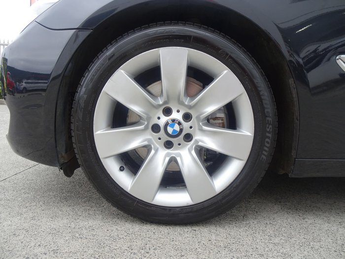 2010 BMW 7 Series 730d F01 MY10 Black