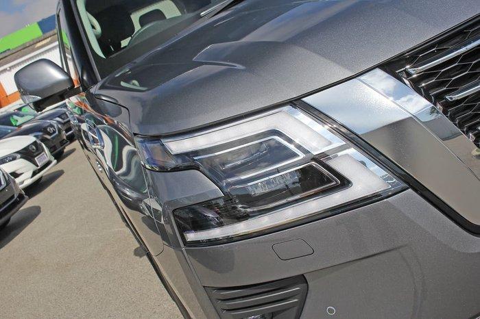 2020 Nissan Patrol Ti Y62 Series 5 MY20 4X4 Dual Range Grey
