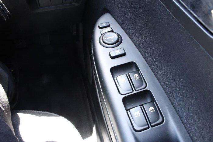 2011 Hyundai i20 Active PB MY11 Grey