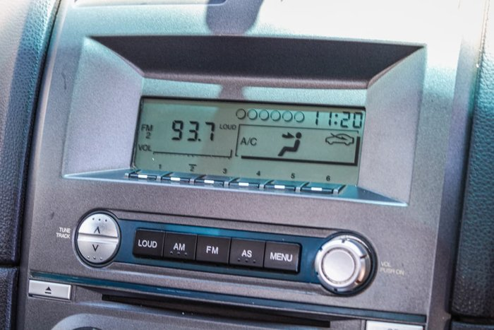 2005 Ford Falcon Ute XR8 BA Mk II Blue