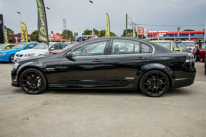 2010 Holden Commodore SS V Redline VE Series II Black