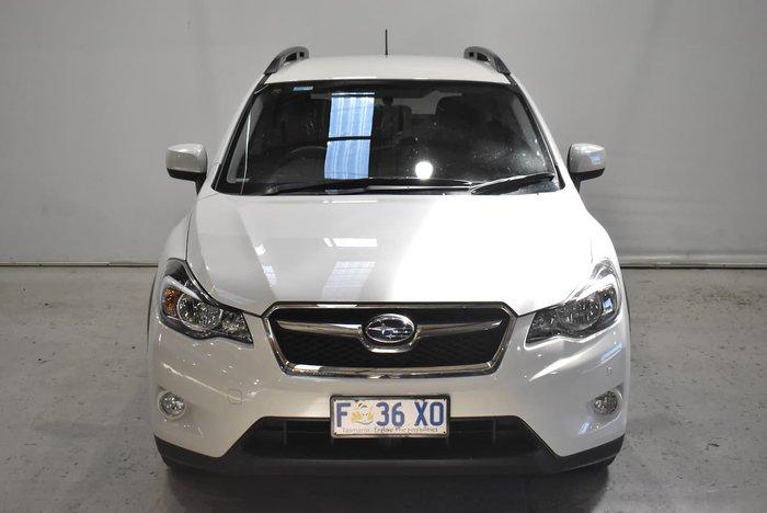 2015 Subaru XV 2.0i G4X MY15 Four Wheel Drive Crystal White