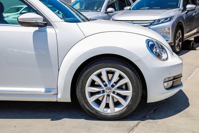 2016 Volkswagen Beetle 1L MY16 White