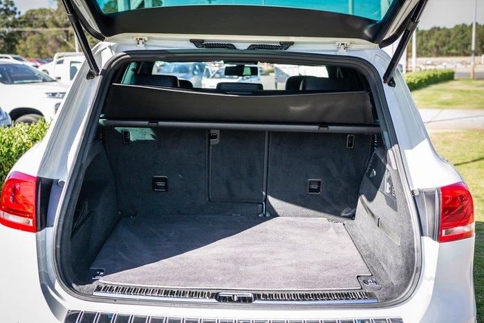 2014 Volkswagen Touareg V6 TDI 7P MY14 Four Wheel Drive White