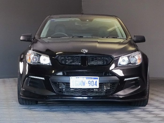 2017 Holden Special Vehicles Maloo R8 LSA GEN-F2 MY17 Black