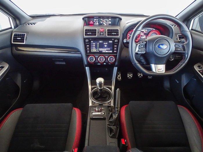 2017 Subaru WRX STI V1 MY17 Four Wheel Drive White