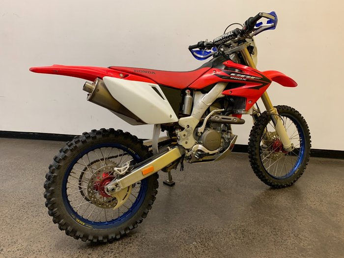 2006 Honda CRF250X Red