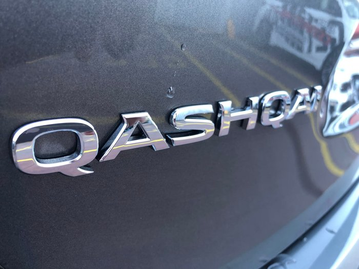 2020 Nissan QASHQAI ST+ J11 Series 3 MY20 Gun Metallic
