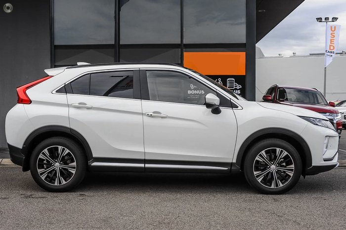 2020 Mitsubishi Eclipse Cross Exceed YA MY20 White