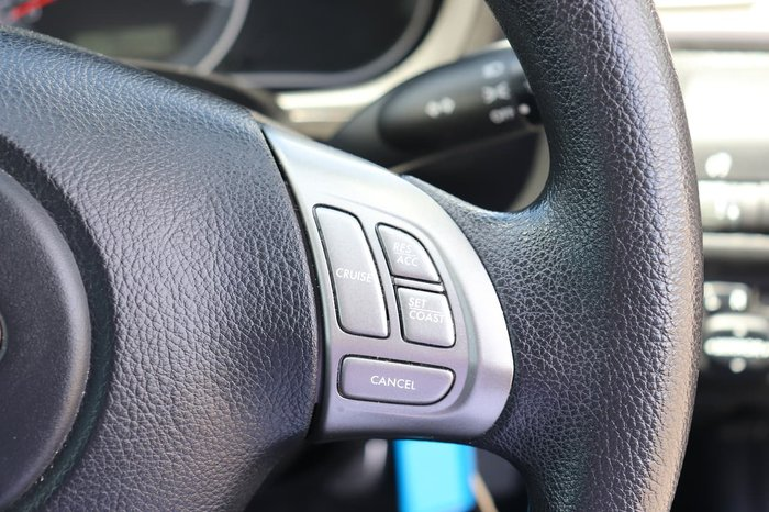 2010 Subaru Impreza R G3 MY10 Four Wheel Drive