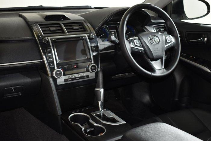 2016 Toyota Camry Atara SL AVV50R Magnetic Bronze