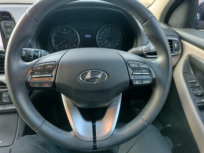 2019 Hyundai i30 Go PD.3 MY20 Black