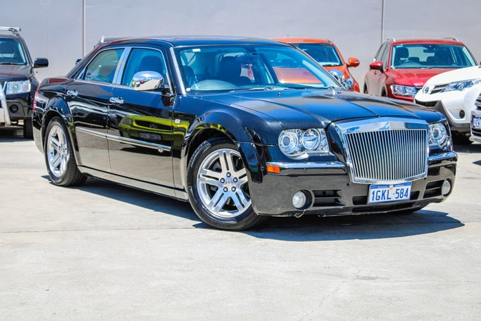 2010 Chrysler 300c MY10 Black