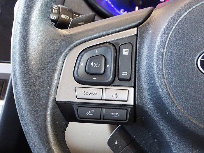 2015 Subaru Outback 3.6R 5GEN MY15 Four Wheel Drive Grey