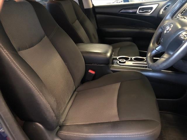 2019 Nissan Pathfinder ST R52 Series III MY19 BLUE