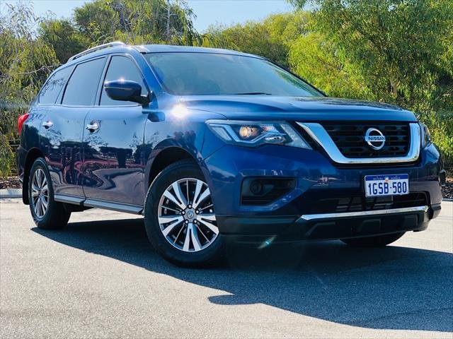 2019 Nissan Pathfinder ST R52 Series III MY19 BLUE