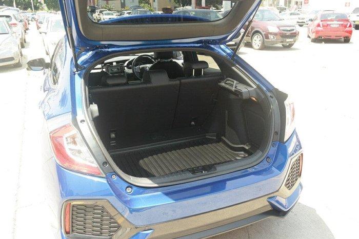 2017 Honda Civic VTi-LX 10th Gen MY17 Blue
