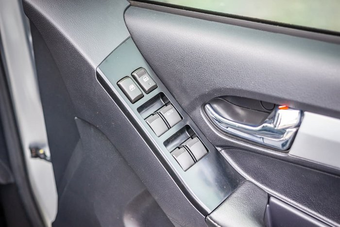 2018 Isuzu D-MAX LS-T MY18 4X4 Dual Range Silver