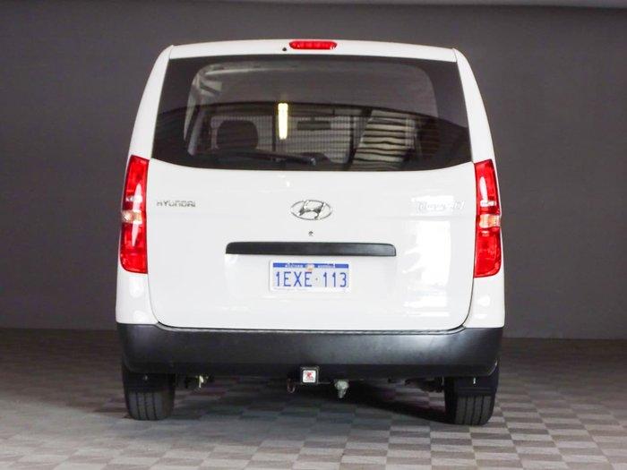 2015 Hyundai iLoad TQ2-V MY15 White