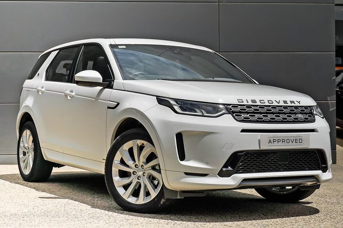 2019 Land Rover Discovery Sport D240 R-Dynamic HSE L550 MY20 4X4 On Demand White