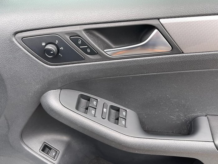 2016 Volkswagen Jetta 118TSI Trendline 1B MY16 Grey